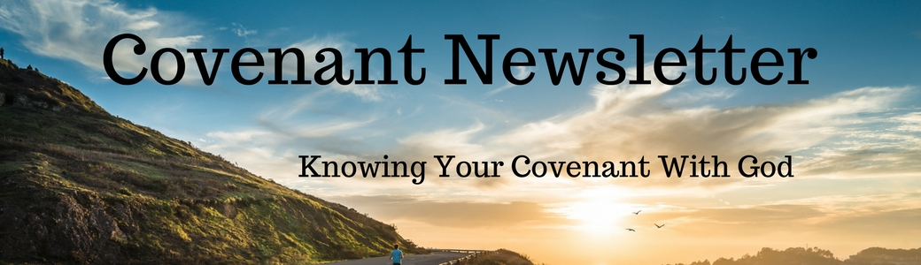 Covenant Newsletter